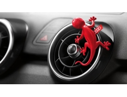 Diffuseur Gecko, rouge