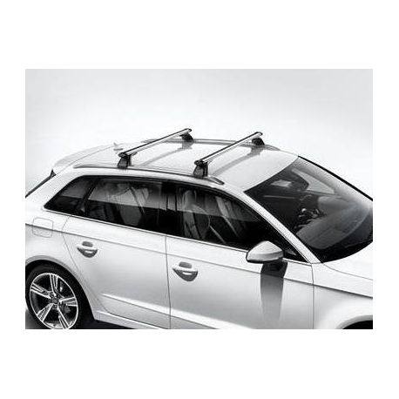 Barres de toit A3 sportback  à partir de 2013 avec main courante