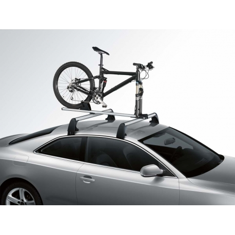 Porte-vélo pour porte-tout avec profil à rainure en T