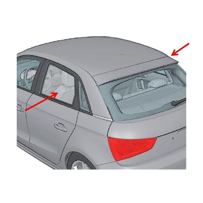 roues hiver 16 pouces A3 depuis 2013