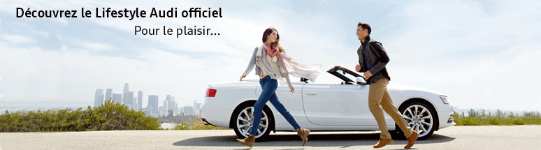 Lifestyle Audi Officiel